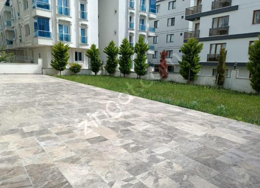 TURYAP'tan Adnan Kahveci Mah. cadde üzeri sıfır bakımlı daire - Bahçe