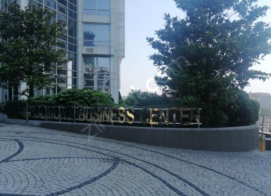 Bomonti Business Center Özel Dekorasyonlu Satılık Ofis Katı - Site İçi Görünüm