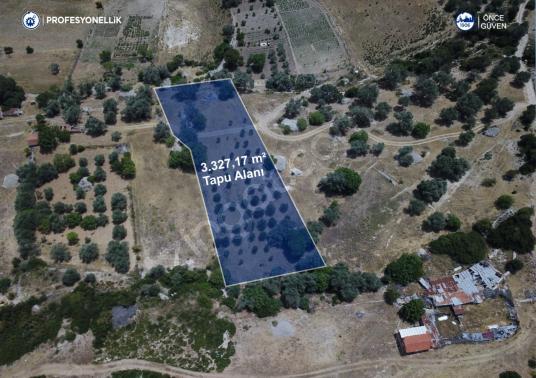 İzmir Karaburun Kösedere'de Doğayla İç İçe Satılık Tarla - undefined