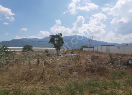 Kemalpaşa OSB'da 2 etap Satılık Sanayi İmarlı Arsa - Arsa