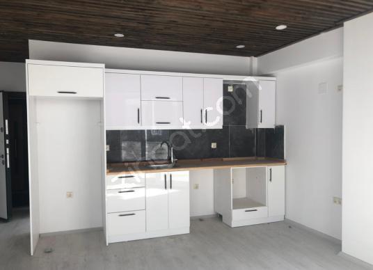 MİNE EMLAKTAN KİRALIK 1+1 HOME OFFİCE - Mutfak