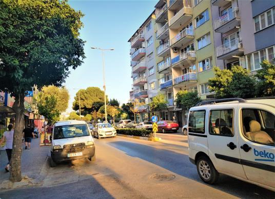 Aydın Efeler Mesudiye Mahallesi'nde Satılık 3+1 Daire - Sokak Cadde Görünümü