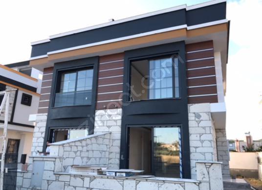 İzmir Seferihisar Doğanbey'de Satılık 3+1 Müstakil Villa - Dış Cephe