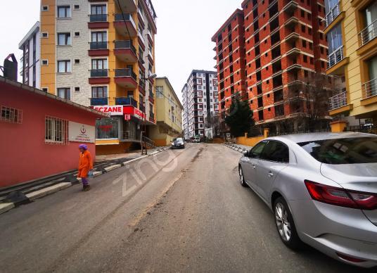 TAŞDELEN SİTELER BÖLGESİ 100m2 SIFIR KOMBİLİ 1.KAT SATILIK 2+1 - Sokak Cadde Görünümü