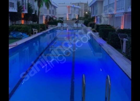 Aksu Kemerağzı'da Kiralık Daire - Yüzme Havuzu