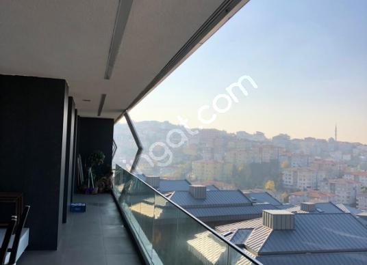 ÇENGELKÖYPARK DOSSO DOSSİ EVLERİNDE GENİŞ 2+1 MANZARALI DAİRE - Balkon - Teras