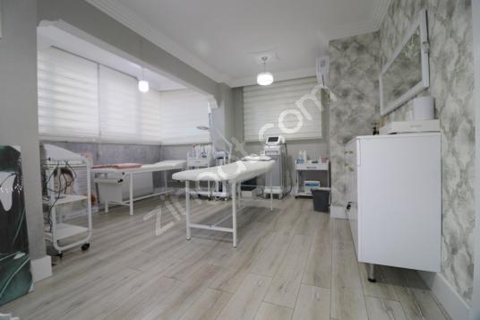Bakırköy İncirli'ye yakın devren kiralık Güzellik Merkezi - Mutfak