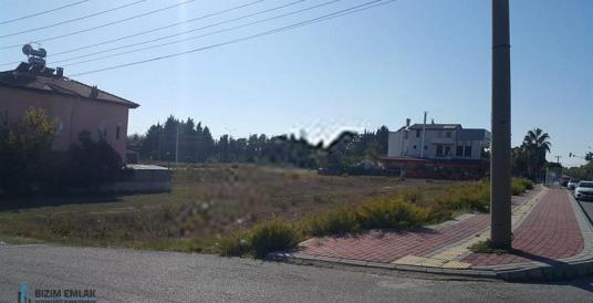 SİDE KEMER MH. 1029 m2 KİRALIK ARSA - Sokak Cadde Görünümü