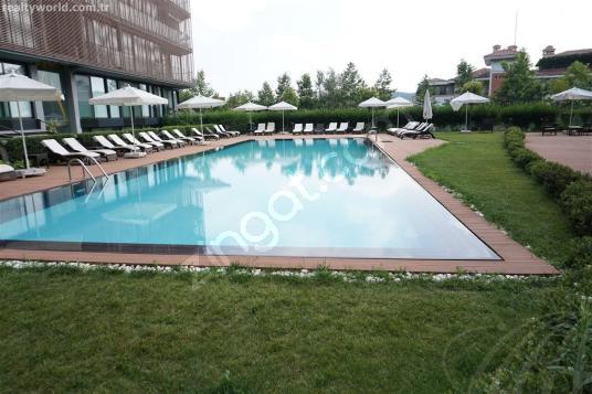 GÖKTÜRK  TEK YETKİLİ CITYSIDEDAN YALINEVLERDE  EŞYALI BAHÇE KATI - Yüzme Havuzu