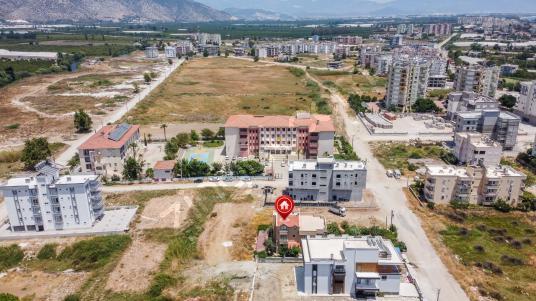 Antalya Finikede Merkezi Konumda Satılık 7+1 Villa - Manzara