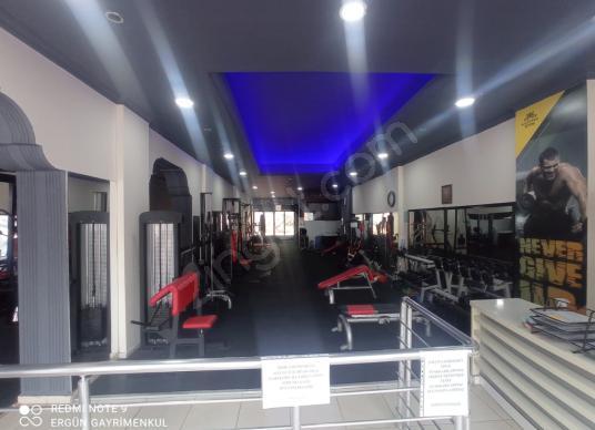 ERGÜN'DEN PİRİREİSTE DEVREN SATILIK 280 M2 SPOR SALONU - Spor Salonu