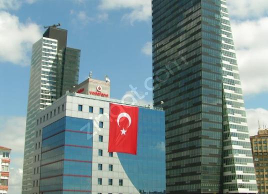 TRUMP TOWERS'DA YAŞAM KALİTENİZİ YÜKSELTİCEK FIRSAT DAİRE - Dış Cephe