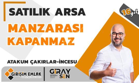 660 square meters Residential Zone For Sale in Atakum, Samsun - Logo