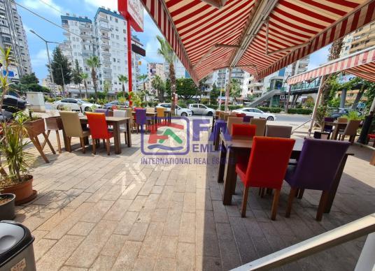 FA EMLAK'DAN SAĞLIK SEBEBİYLE DEVREDİLECEK KAZANCLI FAAL LOKANTA - Balkon - Teras