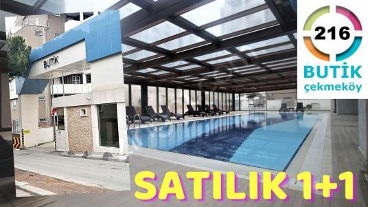 Butik 216 Eşyalı 1+1 Kiracı Taşdelen Çekmeköy Remax Mutlu Ekici - Kapalı Otopark