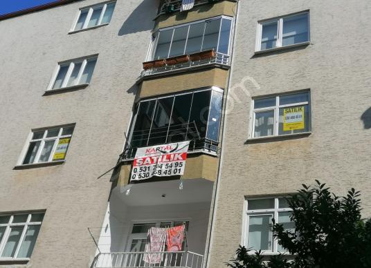 İlkadım Yenidoğan'da Satılık 3+1 Daire - Dış Cephe