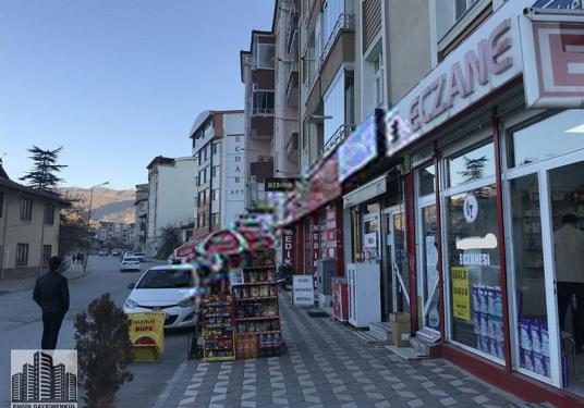 ENGİN EMLAK'TAN ÜNİVERSİTE HASTANESİ YANI KİRALIK DÜKKAN - Sokak Cadde Görünümü