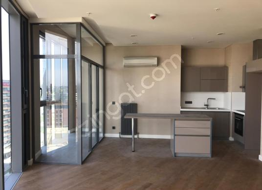 Skyland'ta Uygun Fiyata Lüks Avantajlı Satılık 1+1 Residence - Salon