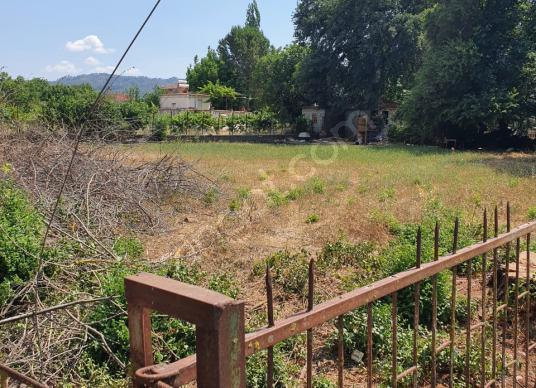 Fethiye Yeşilzümlü'de Tek Tapu Satılık 1272 m2 Tarla - Manzara
