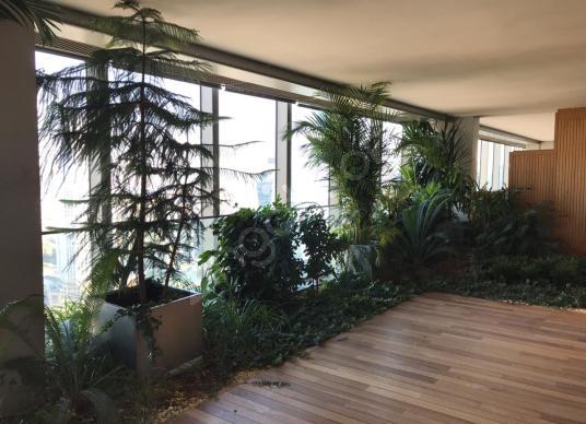Sapphire Residence Levent Boğaz Manzaralı Kiralık 5+1 Müstakil - Balkon - Teras