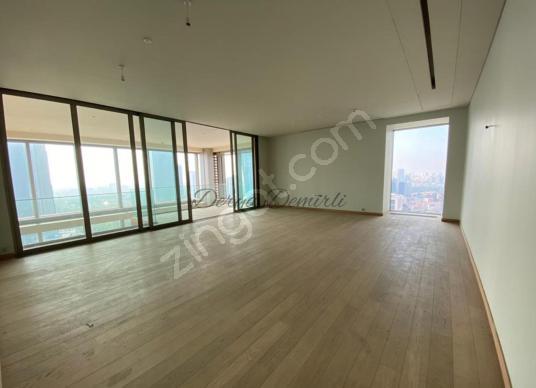 Levent Sapphire Residence KDV Avantajlı Prestijli Kiralık 730 m2 - Salon