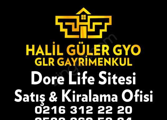 SANCAKTEPE DORELİFE SİTESİ KİRALIK 7.KAT 1+1 DAİRE HALİL GÜLER - Logo