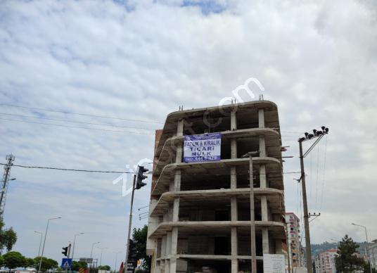 Yomra Merkezde Komple Kiralık Ticari Bina.. - Dış Cephe