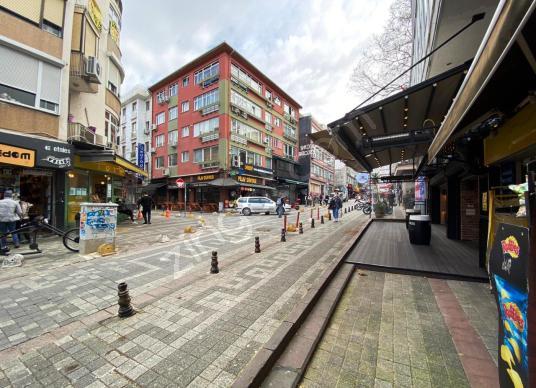 KADIKÖY REXX SİNEMASI YAKINI 25m2 DEVREN FULL DONANIMLI İŞYERİ - Sokak Cadde Görünümü