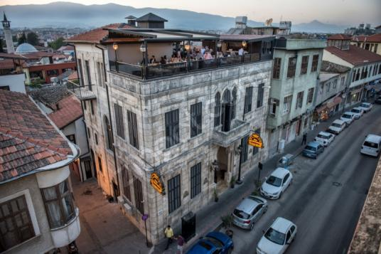 Antakya Habib-İ Neccar'da (KİRACILI) Satılık Butik Otel - Dış Cephe