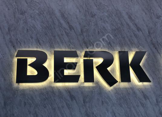 BERK EMLAK'TAN ETİLER CADDESİNDE KÖŞE 350 Mt2 KUPON İŞ YERİ - Logo