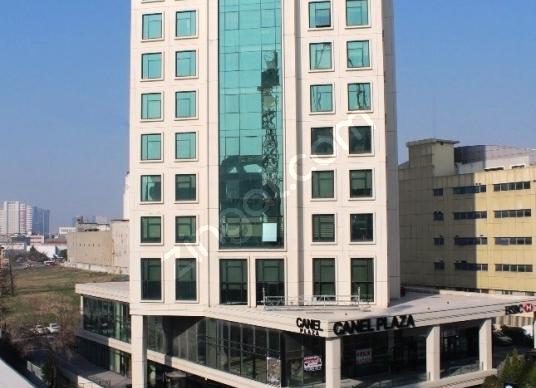 Bağlar Mah.Lüks Plaza'da (530m2) Yapılı Kiralık Ofis - Dış Cephe