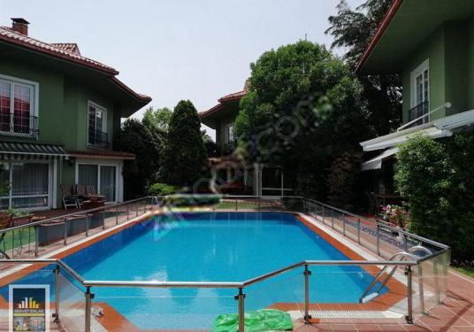 LÜX HAVUZLU, SAUNALI, TENIS KORTLU BAHÇELİ VILLA - Yüzme Havuzu