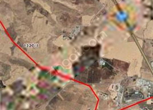 MİR EMLAKTAN YATIRİMLIK İMARLI 1053M2 ARSA - Harita