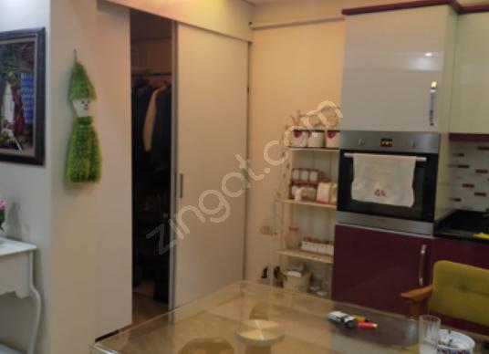 Öztürk emlak İnşaat Keşan İspat Cami'de Satılık Daire 2+1 - Mutfak