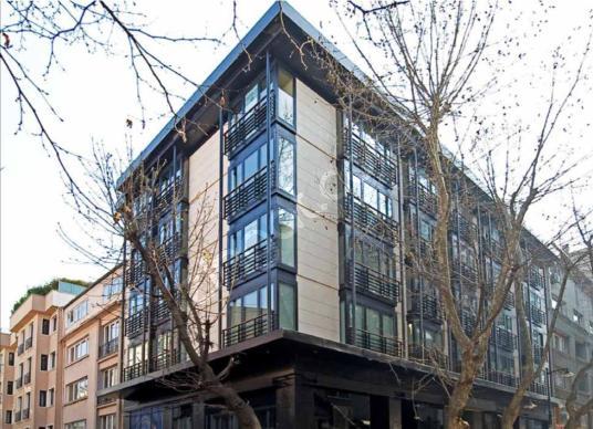 Nişantaşı Satılık Butik Otel Tasarım Ödüllü Ticari Bina Şişli - Dış Cephe