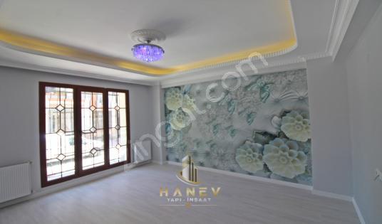 Ev sahibi yapıyoruz! Yüksek giriş 120 m2 geniş daire  çok uygun! - Salon