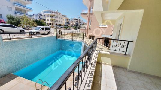 DİDİM YENİ MAHALLE HAVUZLU BİNADA 3+1 AÇIK MUTFAK GENİŞ DAİRE - Yüzme Havuzu
