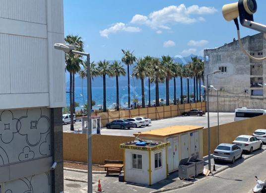 Marmaris'te Denize 50 Metre Satılık Eşyalı Stüdyo Daire - Dış Cephe