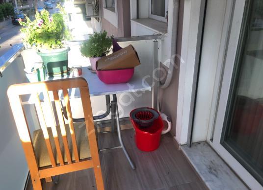 Karşıyaka Nergiz Dede Başında Satılık 2+1 Lüx Daire - Balkon - Teras