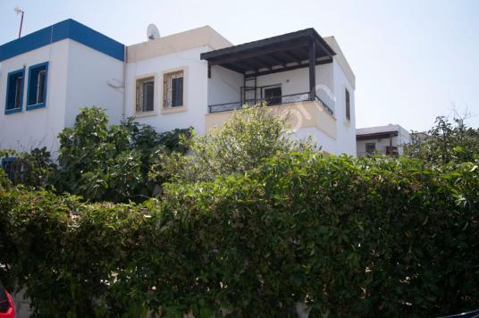 Bodrum Bitez'de Merkezi Konumda Kiralık Müstakil Ev - Dış Cephe