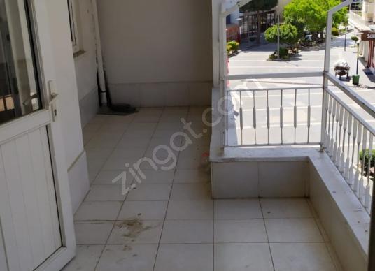 SERİK İŞLER CADDESİNDE 3+1 SATILIK DAİRE - Balkon - Teras
