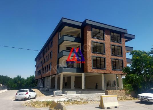 Satılık AliÇetinkaya'da 4+1 salon 187m2 ULTRA LÜX DAİRE!! - Dış Cephe