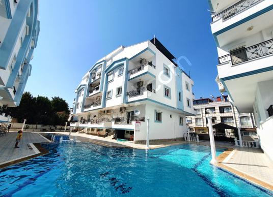 DİDİM'DE FULL DENİZ MANZARALI HAVUZLU SİTEDE DUBLEKS DAİRE - Yüzme Havuzu