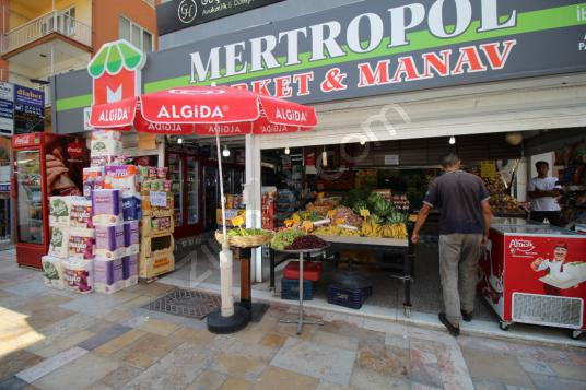 MONTE den Saltak Caddesin de_HAZIR KAZANÇ KAPISI_Market & Manav - Sokak Cadde Görünümü