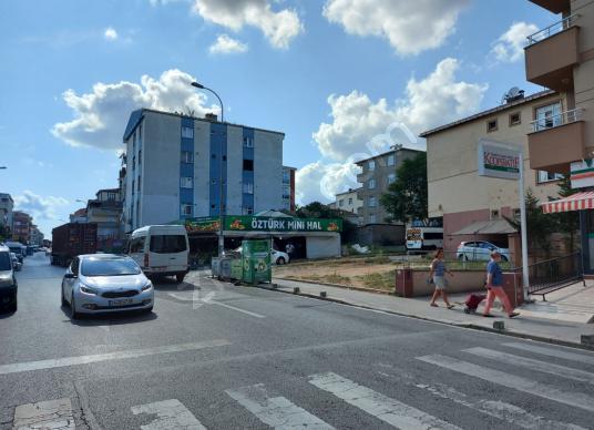 Pendik Ahmet Yesevi'de Kiralık Depo, Antrepo İzinli - Sokak Cadde Görünümü
