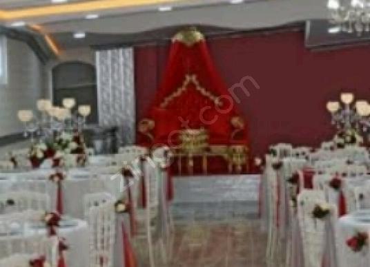 çöşnükde satılık düğün salonu - Salon