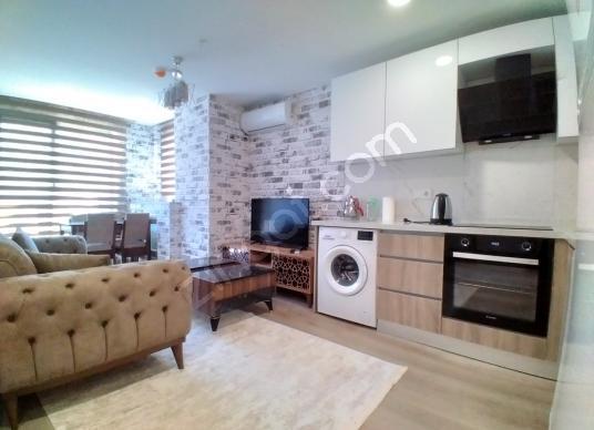 4.Levent Wen Levent Kiralık eşyalı 1+1 Residence - Mutfak