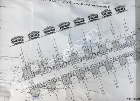 SİLİVRİDE İNŞAATA HAZIR HARİKA KONUMDA ARSA - Harita