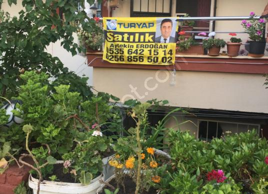DİDİM'DE SATILIK BAHÇELİ 2+1 TERS DUBLEKS - Bahçe