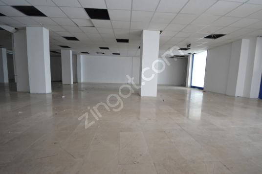 Başokur'dan Kağıthane Merkez Ferman Cad Üzeri 300 m2 Düz giriş - Salon